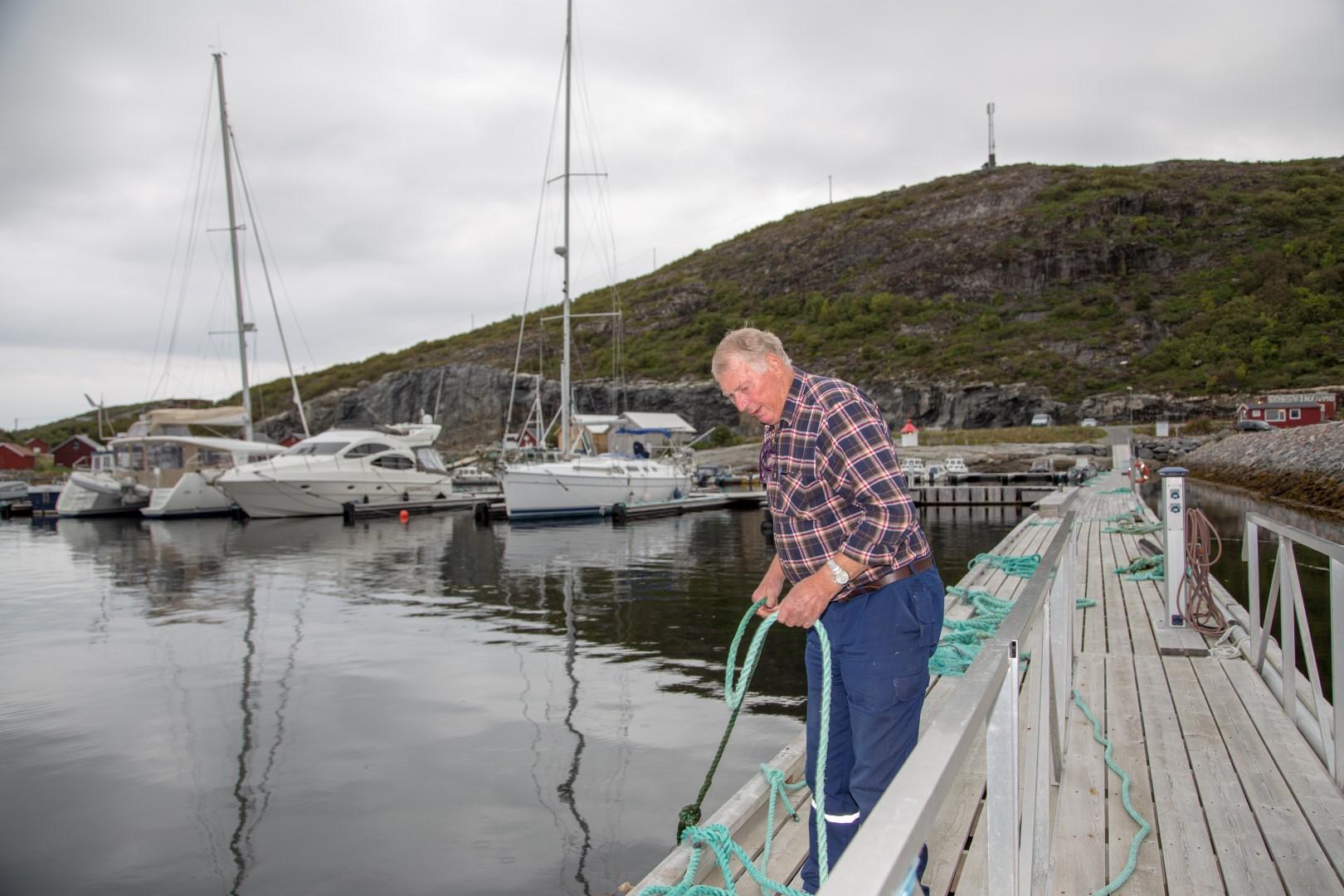 Dagfinn Svenning (havnesjef)